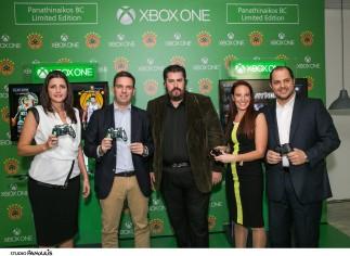 Η Microsoft Ελλάς και η KAE Παναθηναϊκός ένωσαν τις δυνάμεις τους για τη δημιουργία του Xbox One Panathinaikos BC Limited Edition Bundle NBA 2K16 SE