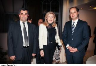 Πρεσβεία Γεωργίας στην Αθήνα - σε δείπνο παρουσιάστηκε το νέο επενδυτικό και οικονομικό  περιβάλλον της Γεωργίας