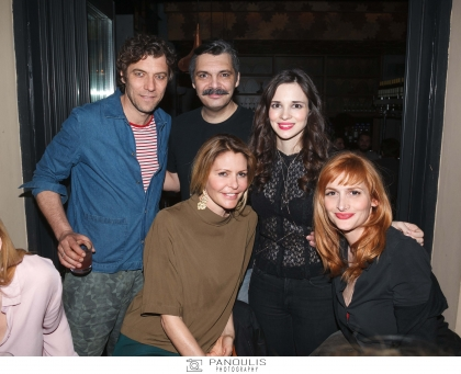 Το Bar de Theatre γιορτάζει την συνεργασία του με τους Λάμπη Ζαρουτιάδη, Κώστα Κόκλα και Άλκι Κούρκουλο σε ένα Avant Premiere party