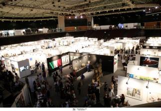 ΕΓΚΑΙΝΙΑ / ART ATHINA 2016 / ΗΜΕΡΑ ΠΡΩΤΗ ΓΙΑ ΤΗΝ 21η Διεθνή Συνάντηση Σύγχρονης Τέχνης - Με μεγάλη επιτυχία πραγματοποιήθηκε χτες 26 Μαΐου το VIP preview