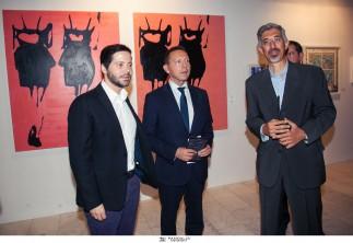 ΕΓΚΑΙΝΙΑ / ART ATHINA 2016 / ΗΜΕΡΑ ΔΕΥΤΕΡΗ ΓΙΑ ΤΗΝ 21η Διεθνή Συνάντηση Σύγχρονης Τέχνης