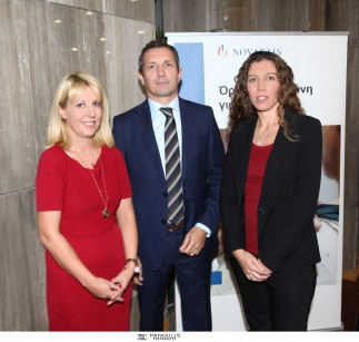 Novartis Hellas: «Όραμα και Ευθύνη για τον Ασθενή» / Παρουσίαση της Έκθεσης Εταιρικής Υπευθυνότητας 2013-2015