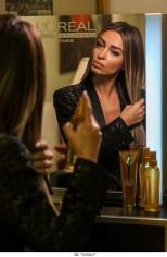 """Μυθικά μαλλιά από την L'Oréal Professionnel για το """"Couture Affair"""" του Δημήτρη Πέτρου"""
