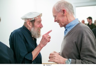 Douglas Gordon & Lawrence Weiner στη Gagosian Gallery – ΡΟΔΟΔΑΚΤΥΛΟΣ ΗΩΣ