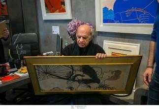 Μαθήματα «Τεχνικής» … παρέδωσε ο Αλέκος Φασιανός / Εγκαίνια έκθεσης στην Kapopoulos Fine Arts στο Golden Hall [ΕΝΗΜΕΡΩΜΕΝΟ ΥΛΙΚΟ]