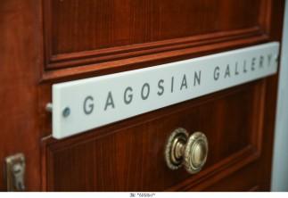 Εγκαίνια της έκθεσης του Cy Twombly στη Gagosian Gallery