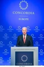 Φωτογραφικά στιγμιότυπα από τη δεύτερη και τελευταία ημέρα των εργασιών του CONCORDIA EUROPE SUMMIT (7 Ιουνίου 2017) που πραγματοποιείται στην Αθήνα