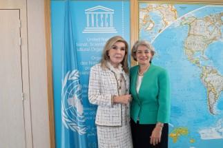 Η φωνή της Ελλάδας στην ημερίδα με θέμα: «Το ανθρώπινο πρόσωπο του μεταναστευτικού ζητήματος» / UNESCO ΠΑΡΙΣΙ
