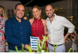 Η πριγκιπισσα Τατιάνα συνεργάζεται με το Thea Estiatorio στο Belvedere Mykonos για καλό σκοπό