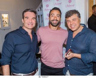 Opening party με «αέρα» Μιλάνου στο κατάστημα The Mykonos Exclusive Preview των καλλυντικών WakeUp Cosmetics Milano!