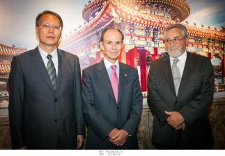 ΜΟΥΣΕΙΟ ΗΡΑΚΛΕΙΔΩΝ / Εγκαίνια έκθεσης «Αρχαία Κινεζική Επιστήμη και Τεχνολογία»