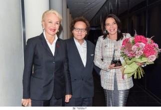 Τιμητική διάκριση για τον Έλληνα δημιουργό μόδας και πρεσβευτή του ελληνικού πνεύματος στο εξωτερικό / Στο Μουσείο Ακροπόλεως ο διεθνούς φήμης κομμωτής Τάσος Κορώσης βραβεύτηκε από το Ευρω-Αμερικανικό Συμβούλιο Γυναικών (EAWC) με το «Βραβείο της Θέας Αρτέμιδας» [ΕΝΗΜΕΡΩΜΕΝΟ ΔΕΛΤΙΟ ΤΥΠΟΥ]