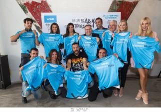 «Δείξε τον Δρόμο, Δείξε Ποιος Είσαι» Δημοφιλείς Έλληνες στον 35ο Αυθεντικό Μαραθώνιο της Αθήνας με την WIND Running Team για το «Μαζί για το Παιδί»