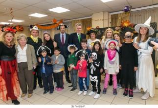 Halloween party στον Ξενώνα της «ΕΛΠΙΔΑΣ»
