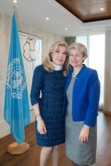 Η UNESCO TIMA KAI ΑΠΟΧΑΙΡΕΤΑ ΤΗΝ IRINA BOKOVA