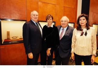 Με μεγάλη επιτυχία πραγματοποιήθηκε η παρουσίαση της νέας συλλογής κοσμημάτων του Οίκου VHERNIER, που εκπροσωπεί στην Ελλάδα ο Οίκος VOURAKIS