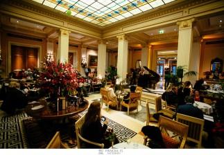 Το Ξενοδοχείο Μεγάλη Βρεταννία τίμησε την επέτειο των 40 χρόνων που η μεγαλύτερη ντίβα της όπερας του 20ου αιώνα, Μαρία Κάλλας, πέρασε στην αιωνιότητα με μια υπέροχη συναυλία