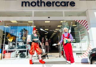 Mothercare & ELC / Christmas Party στο νέο κατάστημα στο Ελληνικό