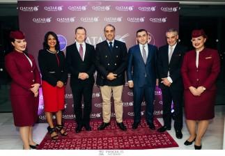 20 χρόνια επιτυχημένης πορείας για την Qatar Airways - Η εταιρεία γιόρτασε την επέτειο με μια λαμπερή εκδήλωση στο Ίδρυμα Σταύρος Νιάρχος
