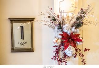 Σε χαρούμενη και γιορτινή ατμόσφαιρα πραγματοποιήθηκε στο Tudor Hall Restaurant του Ξενοδοχείου King George γεύμα με παρουσία πολλών δημοσιογράφων