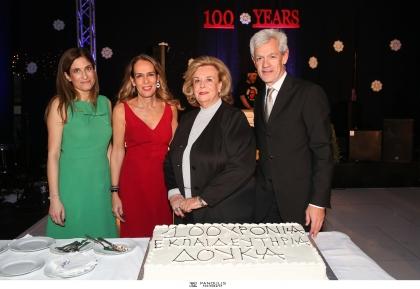 100 ΧΡΟΝΙΑ ΕΚΠΑΔΕΥΤΗΡΙΑ ΔΟΥΚΑ – PARTY ΑΠΟΦΟΙΤΩΝ!