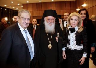 Φωτογραφικό στιγμιότυπο - Επέτειος 10 ετών από την εκλογή του Μακαριωτάτου κ. Ιερωνύμου ως Αρχιεπισκόπου Αθηνών και Πάσης Ελλάδος
