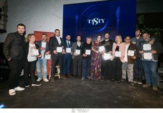 Tasty Awards 2018 / Η ΒΡΑΔΙΑ ΤΗΣ ΑΠΟΝΟΜΗΣ - ΓΚΑΛΕΡΙ ΖΟΥΜΠΟΥΛΑΚΗ LOFT