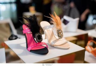 ΠΑΡΟΥΣΙΑΣΗ της πρώτης συλλογής Ingrid Spetses Couture Sandal Collection - Zonars
