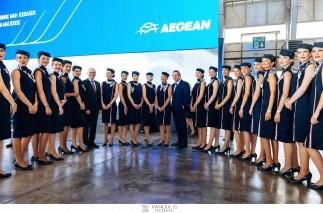 Με σταθερό προορισμό την εξέλιξη, η AEGEAN επενδύει στο μέλλον / Με μια λαμπρή τελετή υπογραφής επισημοποιήθηκε η συμφωνία της AEGEAN με την Airbus για την παραγγελία έως 42 νέων αεροσκαφών Α320neo και Α321neo, συνολικής αξίας 5 δισ. δολαρίων