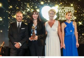 Η Hotel Brain διοργάνωσε την 25η Ευρωπαϊκή Απονομή των World Travel Awards  στην Αθήνα