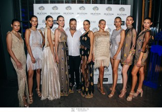 Tassos Mitropoulos Blended Fashion Show - Μια καλοκαιρινή βραδιά γεμάτη μόδα
