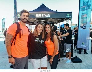 Η σειρά Arla PROTEIN συμμετείχε δυναμικά στο 8ο Spetses Mini Marathon