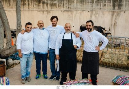 Το πρώτο event των Wise Food Stories, πραγματοποιήθηκε στο Μεταλλουργείο στο Γκάζι