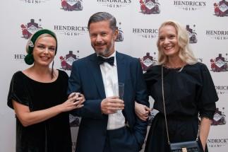 Το Πιο Ασυνήθιστο Gin, το Hendrick's, ο μεγάλος χορηγός του 5ου Tweed Run που διοργανώθηκε στις Σπέτσες