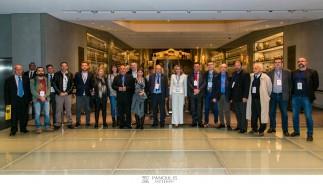 Στο Μουσείο της Ακρόπολης η πανηγυρική έναρξη του Διαλόγου των Δημοσιογραφικών Ενώσεων - ΔΙΕΘΝΗΣ ΟΜΟΣΠΟΝΔΙΑ ΔΗΜΟΣΙΟΓΡΑΦΩΝ ΜΟΡΦΩΤΙΚΟ ΙΔΡΥΜΑ ΕΣΗΕΑ ΕΝΩΣΗ ΣΥΝΤΑΚΤΩΝ ΠΕΡΙΟΔΙΚΟΥ & ΗΛΕΚΤΡΟΝΙΚΟΥ ΤΥΠΟΥ