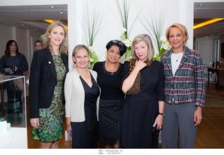 Το GB Spa και η Ελβετική εταιρεία καλλυντικών Valmont παρουσίασαν την νέα πρωτοποριακή σειρά Anti-Wrinkle Factor