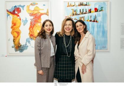Iris Galerie - Russian Avant Garde Traditions. Alexander Lozovoy, ο επαναστάτης των χρωμάτων