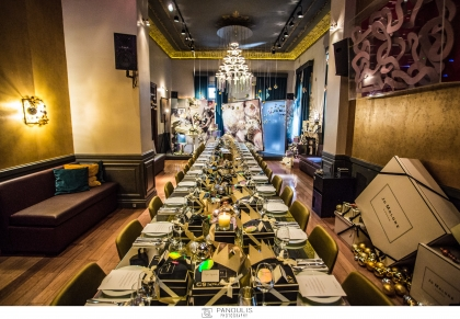 "JO MALONE LONDON – ""ALL THAT SPARKLES"" EXCLUSIVE CHRISTMAS LUNCH"