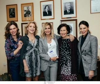 Η κα ΄Αννα Βίσση, επισκέφτηκε το Κέντρο της ΕΛΕΠΑΠ, Ελληνική Εταιρία Προστασίας και Αποκαταστάσεως Αναπήρων Προσώπων, www.elepap.gr, στο Παγκράτι