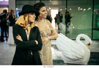 """ΕΓΚΑΙΝΙΑ της έκθεσης """"Haute Couture Collection"""" του τέταρτου κατά σειρά project της φιλανθρωπικής οργάνωσης CREAID"""