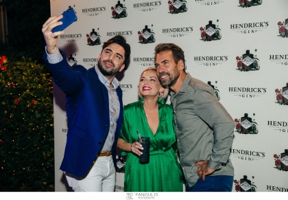 Hendrick's Gin: An Unusual Night at the Museum