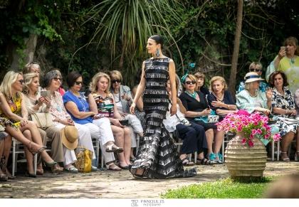 Ο  γνωστός σχεδιαστής Βασίλης Ζούλιας βρέθηκε προσκεκλημένος στην καθιερωμένη εκδήλωση που παρέθεσε προς τιμήν του το Women's International Club (WIC)  της Αθήνας στον εξαιρετικό χώρο του Ιππικού Ομίλου Αμαρουσίου