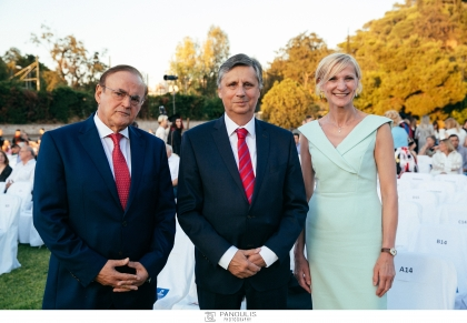 Τελετή Αποφοίτησης του New York College με επίτιμο προσκεκλημένο τον τ. Πρωθυπουργό της Τσεχικής Δημοκρατίας, Jan Fischer