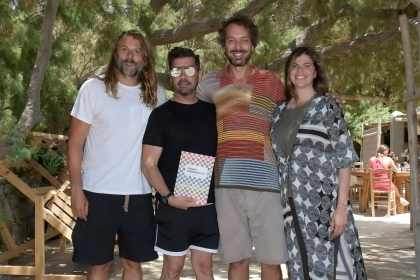 Farma Mykonos by Francesco Maccapani Missoni στη Φτελιά Μυκόνου