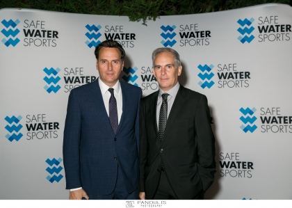 Εντυπωσιακή  παρουσία και στήριξη στο δείπνο του Safe Water Sports στο Ecali Club