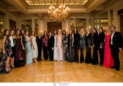 In Fashion We Art. Οι εντυπωσιακές δημιουργίες των designers Zuhair Murad, Ralph & Russo, Jitrois, Vicedomini, Edward Achour και Ungaro, της επίδειξης μόδας In Fashion We Art, ΧΑΡΗΣ ΤΣΙΜΟΓΙΑΝΝΗΣ • Boutique NEW IMAGE μάγεψαν!