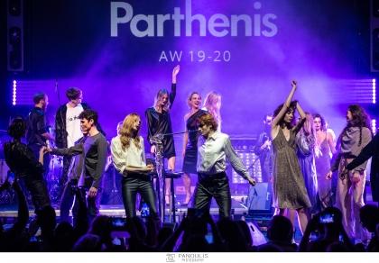Parthenis Fashion Gig. Το brand Parthenis μετατρέπει τη σκηνή του Fuzz στο πιο ανατρεπτικό fashion show της χρονιάς! [ΕΝΗΜΕΡΩΜΕΝΟ ΚΕΙΜΕΝΟ]