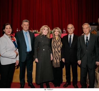 Με μεγάλη επιτυχία πραγματοποιήθηκε στην Κόρινθο, το Διεθνές Αρχαιολογικό Συνέδριο Τροία - Τενέα - Ρώμη