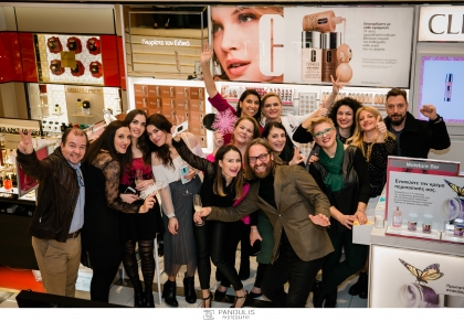 Η Clinique η 1η μάρκα περιποίησης που δημιουργήθηκε σε συνεργασία με δερματολόγους, γιόρτασε την Ημέρα Χαράς