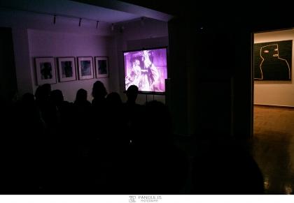 Παρουσίαση της avant-garde, πειραματικής Ιαπωνικής ταινίας Tetsuo στην Γκαλερί CITRONNE